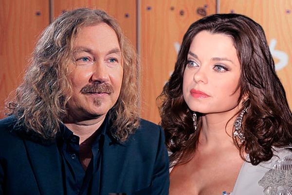 Игорь Николаев игнорирует свою бывшую жену Наташу Королеву