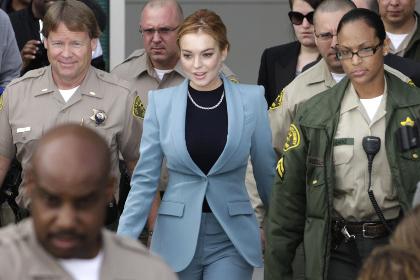 Скандально известная Линдси Лохан намерена стать президентом США