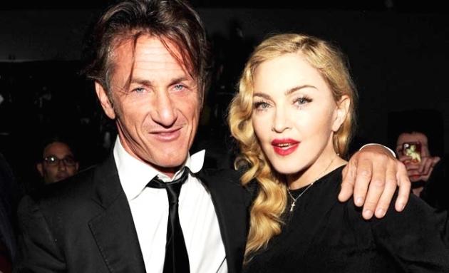 Мадонна и Шон Пенн до сих пор любят друг друга