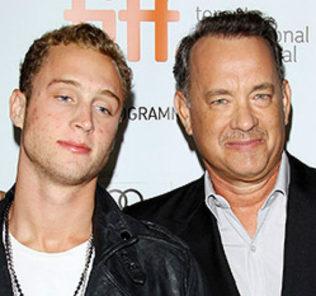 Пропавшего сына Тома Хэнкса нашли в реабилитационной клинике