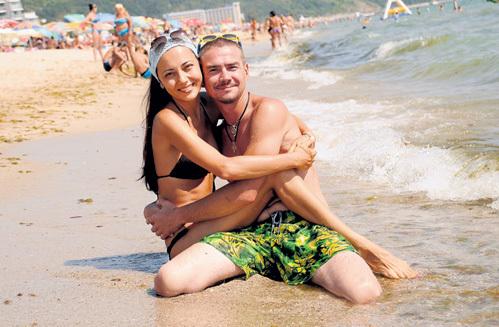 Денис и Ирина Никифоровы