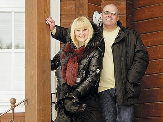 Маргарита Суханкина с Антуном Маруном