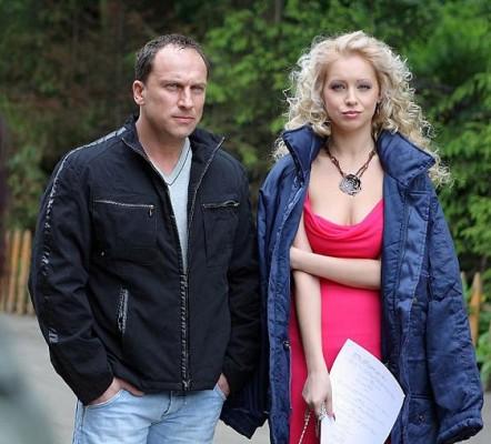 Дмитрий Нагиев и Наталия Коваленко