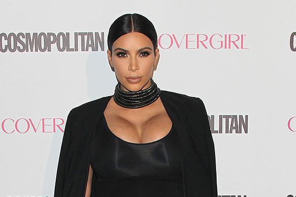 Беременная Ким Кардашьян тяжело больна