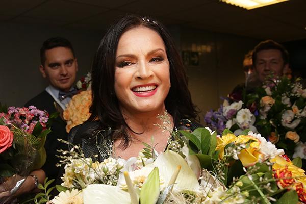 София Ротару упала во время концерта