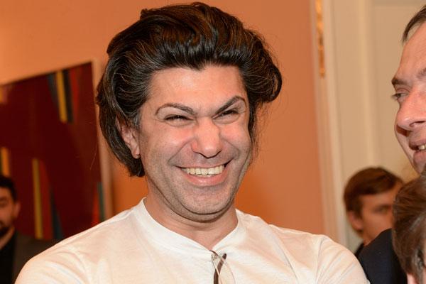 Любовница Марата Башарова переехала к нему жить