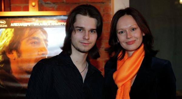 Андрей Ливанов с Ириной Безруковой