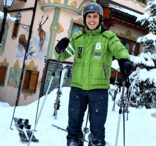 Максим Галкин сбежал от Пугачевой в Альпы