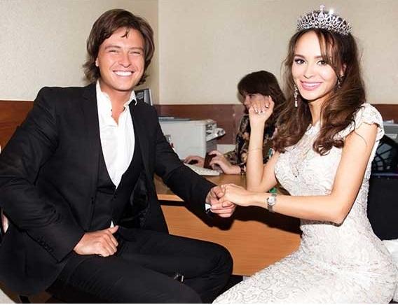 Прохор Шаляпин и Анна Калашникова. Фото: www.wday.ru