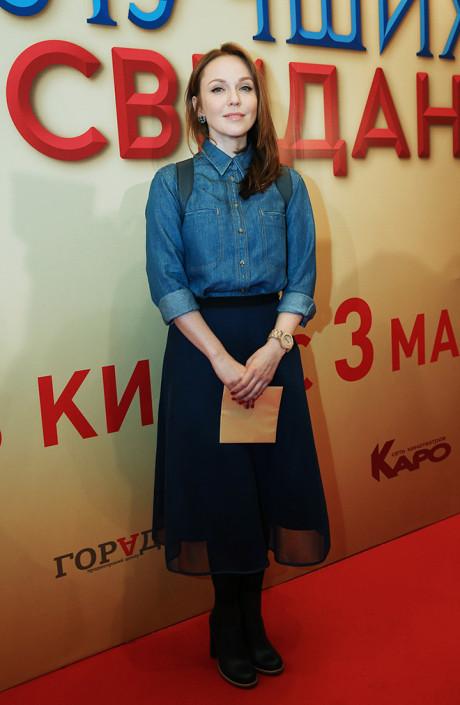 Альбина Джанабаева. Фото: www.dni.ru