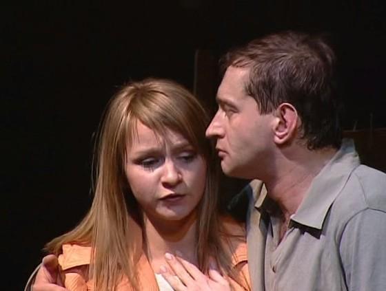 Константин Хабенский с женой. Фото: www.shownews.com.ua