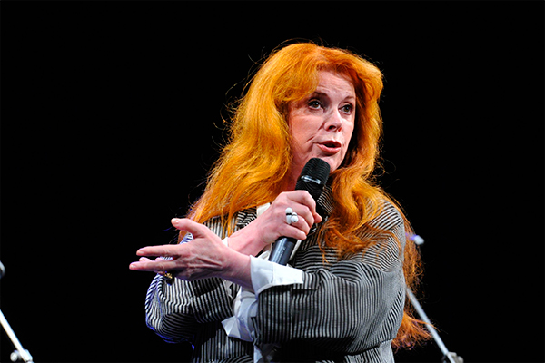 Клара Новикова. Фото: GLOBAL LOOK press