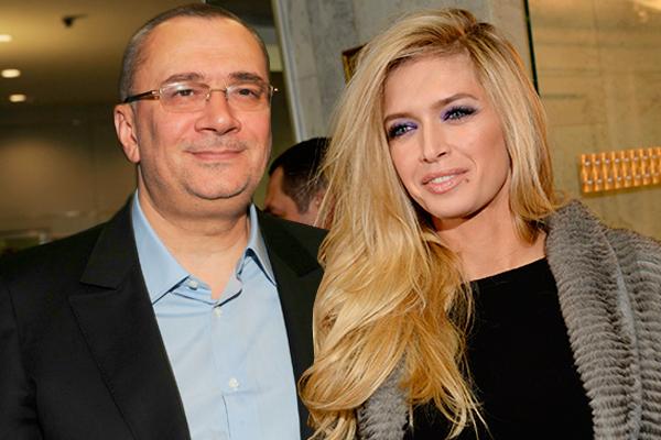 Константин Меладзе пришел на свидание с Верой Брежневой