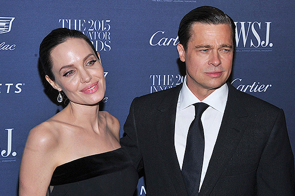 "Брэд Питт и Анджелина Джоли проигнорировали ""Оскар"""