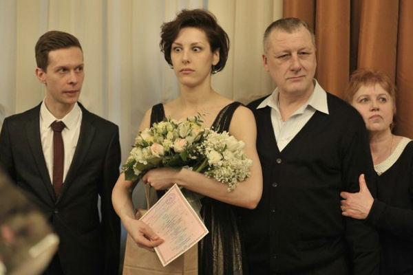 Актриса Ирина Горбачева была странной невестой