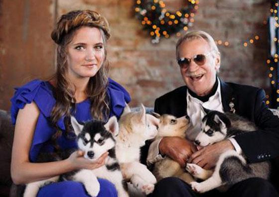 Иван Краско с женой Натальей. Фото: 07kbr.ru