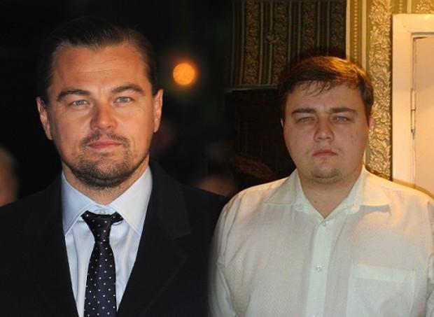 Лео Ди Каприо и Роман Бурцев (справа). Фото: s6.stc.all.kpcdn.net