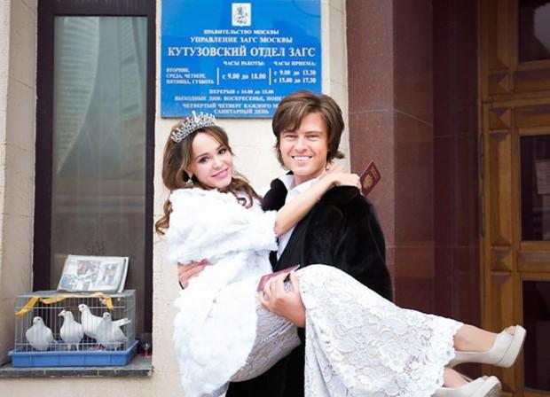 Прохор Шаляпин и Анна Калашникова. Фото: www.rostov.kp.ru