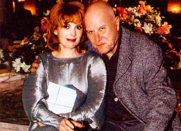 Клара Новикова и Юрий Зерчанинов. Фото: www.uznayvse.ru