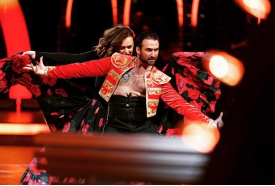 Ирина Безрукова воссоединилась со своим партнером по танцам