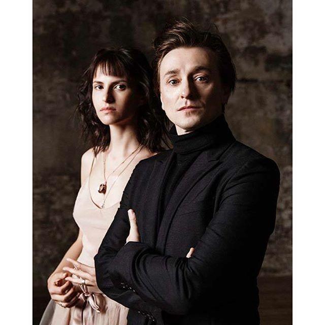 Анна Матисон и Сергей Безруков. Фото: /www.rostov.kp.ru