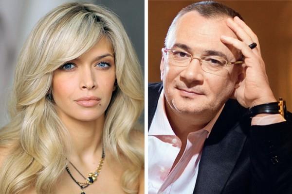 Вера Брежнева и Константин Меладзе. Фото: novosti-dny.ru