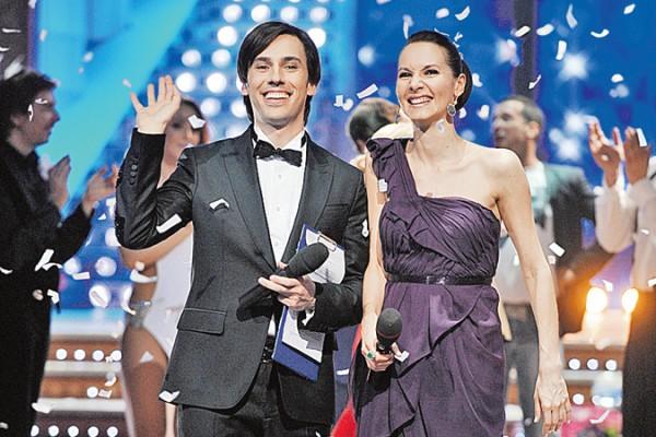 Максим Галкин и Дарья Спиридонова. Фото: vistanews.ru