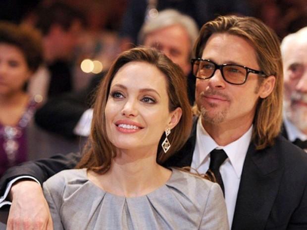 Анджелина Джоли и Брэд Питт. Фото: www.vladtime.ru