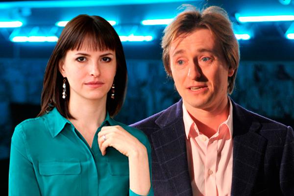 Сергей Безруков и Анна Матисон. Фото: dni.ru