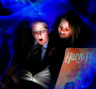 Джоан Роулинг раскрыла тайны мира Гарри Поттера