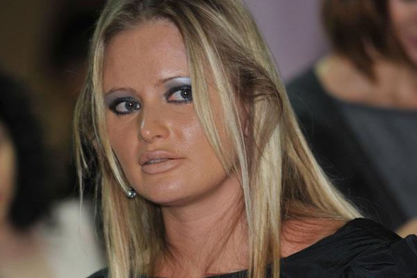Дана Борисова. Фото: www.dni.ru