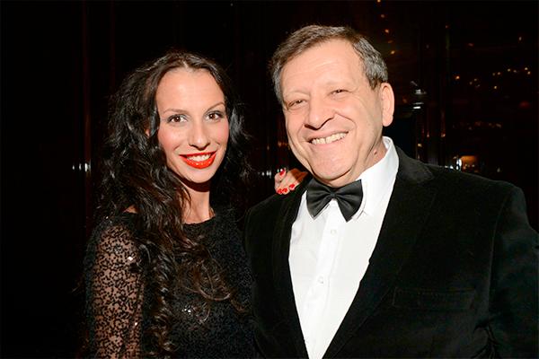Анна и Борис Грачевские. Фото: www.dni.ru