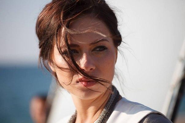 Настасья Самбурская. Фото: vk.me