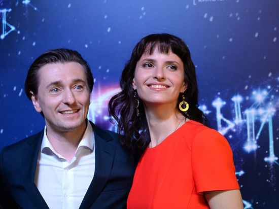 Сергей Безруков и Анна Матисон. Фото: www.mk.ru