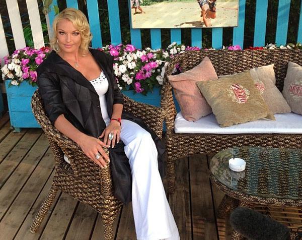 Анастасия Волочкова. Фото: hsmedia.ru