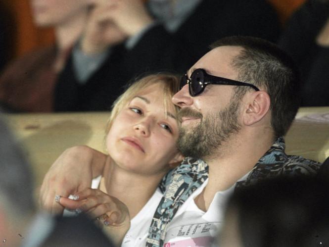 Оксана Акиньшина и Сергей Шнуров. Фото: ria.ru