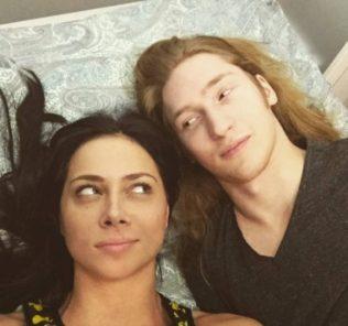 Настасья Самбурская и Александр Иванов. Фото: instagram.com
