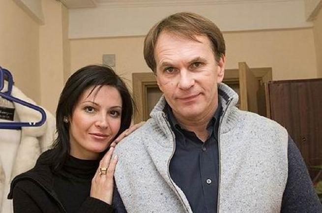 Алексей Гуськов и Лидия Вележева. Фото: www.focus.lv