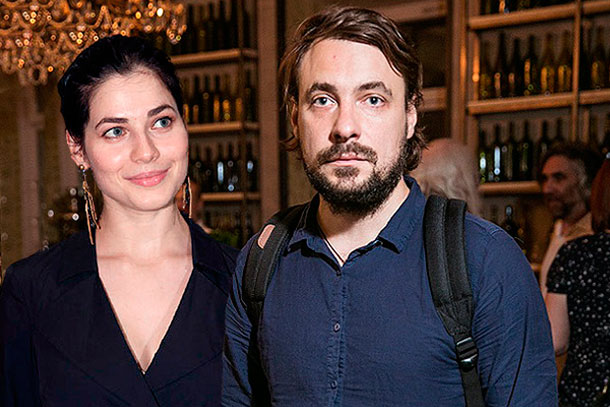 Юлия Снигирь и Евгений Цыганов. Фото: flynews24.ru