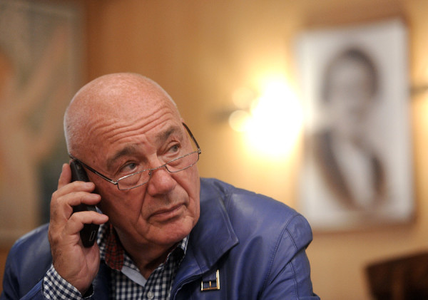 Владимир Познер. Фото: sovsekretno.tv