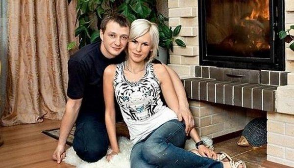 Марат Башаров и Елизавета Круцко. Фото: rusinfo.info