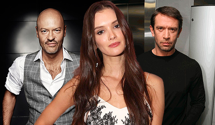 Андреева, Бондарчук и Машков. Фото: social.dni.ru