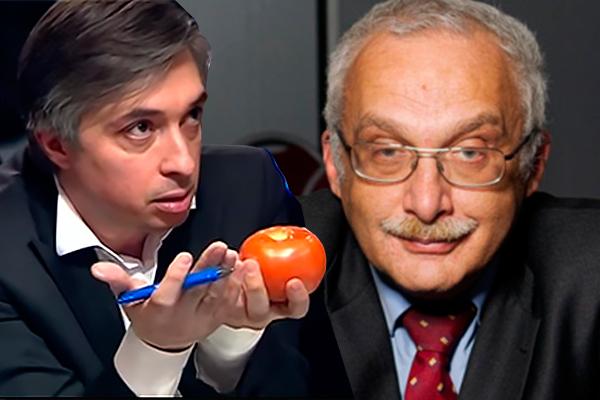 Друзь и Аскеров поссорились из-за помидоров