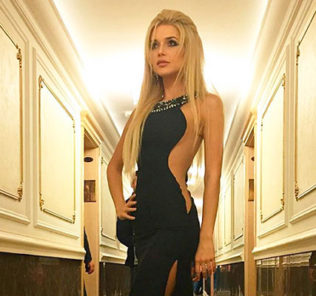 """Солистка """"ВИА Гры"""" испугала поклонников своим костлявым видом"""