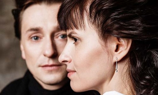 Сергей Безруков и Анна Матисон планируют ребенка