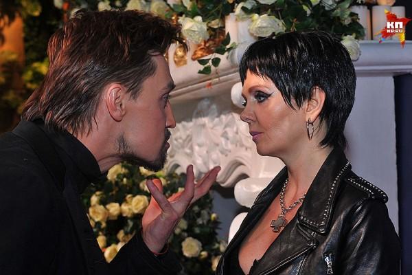 Дима Билан и Валерия на кинопремьере. Фото: www.rostov.kp.ru
