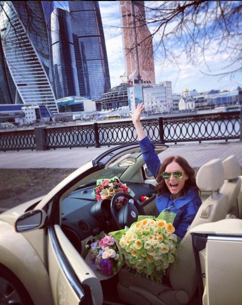 Ирина Безрукова. Фото: instagram.com