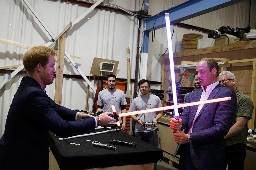 Принцы Уильям и Гарри Фото: Reuters