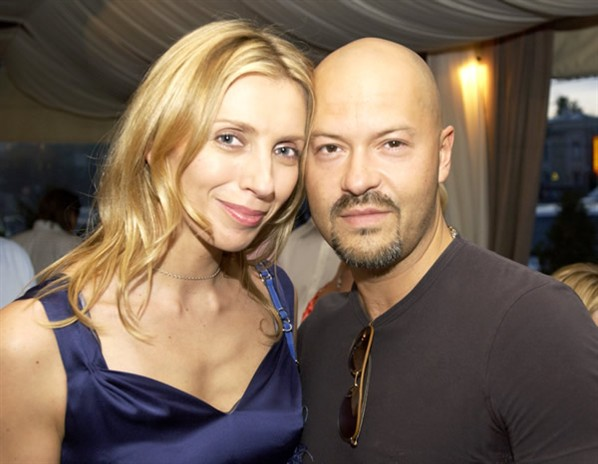 Федор Бондарчук и жена Светлана. Фото: neelov.ru
