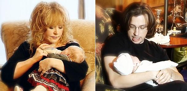 Пугачева и Галкин показали двойняшек Фото: dni.ru